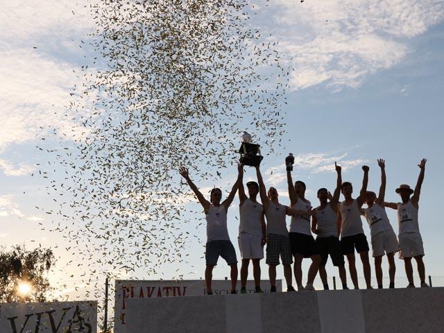 Der TV Effingen wurde Cup-Sieger
