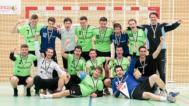 SG Magden/Möhlin, Cupsieger bei den Männern. Foto: Michi Mahrer