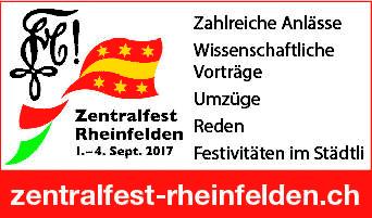 Zentralfest Rheinfelden