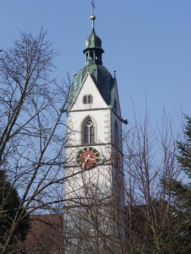 Die Zeit in Laufenburg ist noch nicht ganz reif für den Pastoralraum. Foto:Dieter Deiss