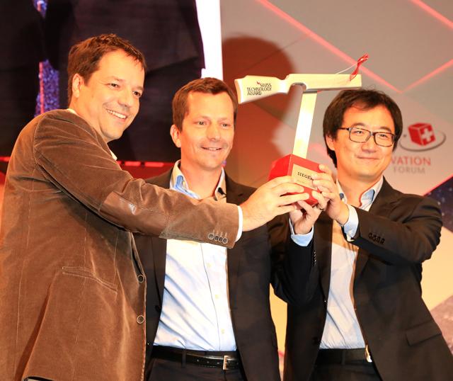Swiss Innovation - Die strahlenden Gewinner