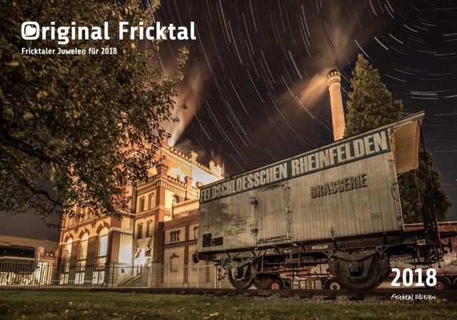 Kalender Original Fricktal 2017
