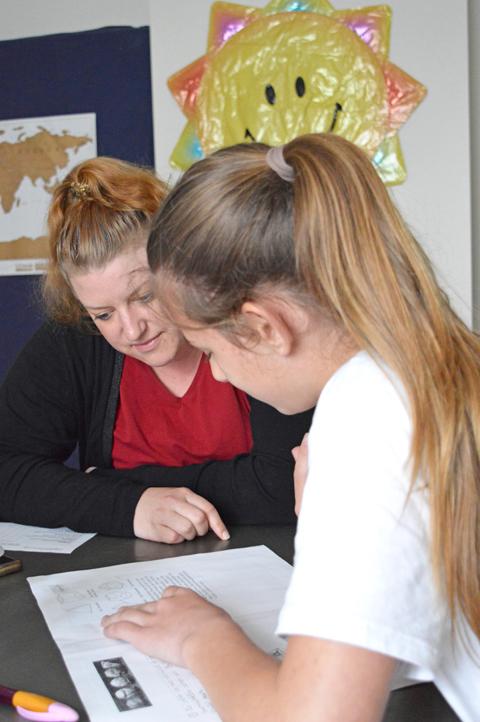 Jugendrotkreuz sucht freiwillige Nachhilfelehrer