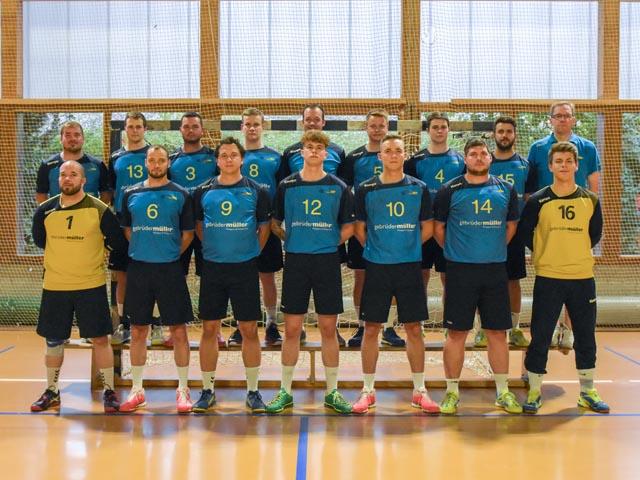 Die 1. Mannschaft des TV Stein strebt den sofortigen Wiederaufstieg in die 2. Liga an. Foto: zVg