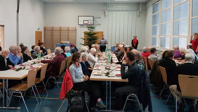 Weihnachtsfeier Geschichte.Fricktal Info Weihnachtsklänge Und Geschichte Senioren
