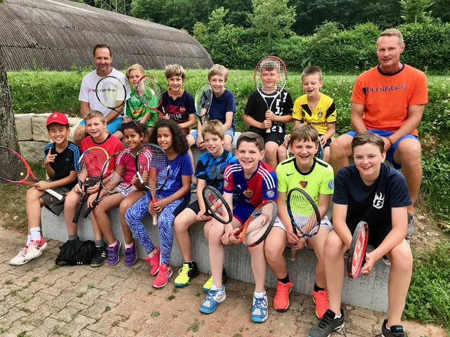 TC Rheinfelden:  Vielseitiges Programm zur Ferienzeit