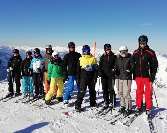 Skiweekend des Turnverein Zeiningen